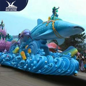Decorative Outdoor Waterproof Parade Floats