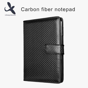 High quality carbon fiber notepad design manufacturer