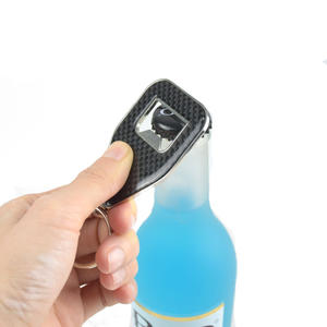 High quality Custom carbon fiber bottle opener factory
