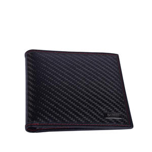 Custom carbon fiber wallet design manufacturer