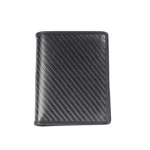 High quality Custom OEM carbon fiber wallet manufacturer