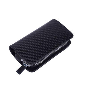 High quality Custom Carbon Fiber Key bag factory