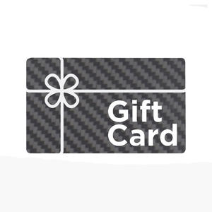 OEM carbon fiber gift card price manufacturer