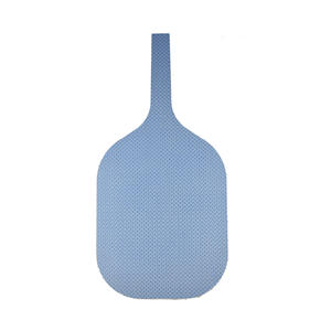 Blue Diamond Weave Carbon Fiber Pickleball Paddle Semi-finished Products