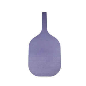 Purple Diamond Weave Carbon Fiber Pickleball Paddle Semi-finished Products