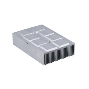 Aluminum Profile for Heatsink with Anodizing