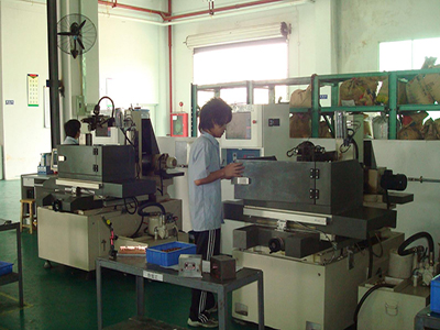 CNC machining Equipment