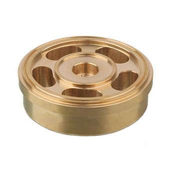 custom brass cnc machining shop