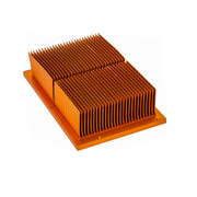 Heat Sink for Refrigeration Appliance