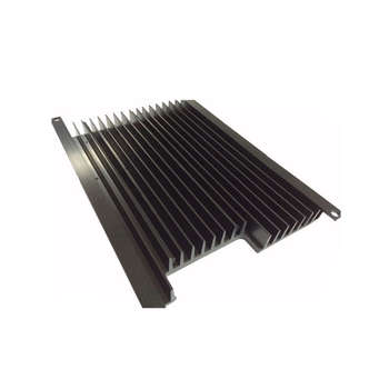 Custom Anodized Aluminum Radiator