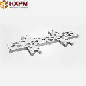 Non-Standard Special CNC machined mold base parts factory