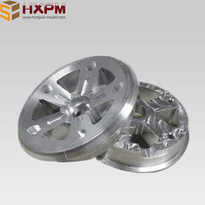 CNC Aluminum Components Parts