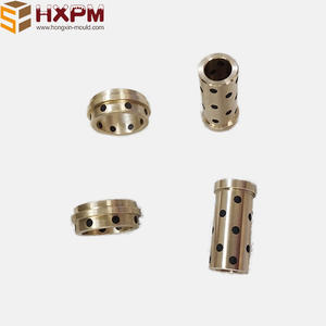 Customized High Quality Brass wtih Graphite Bushes factory