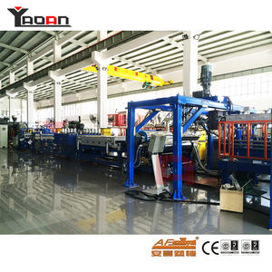PP PC PVC PET Pet Roofing Sheet Machine