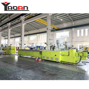High Output Four Cavities PVC Pipe Machine