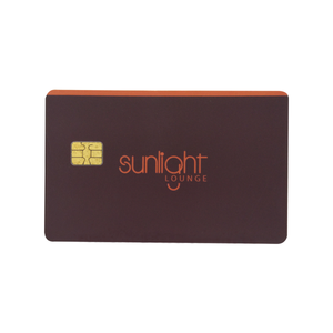 customized rfid contact IC card manufacturers