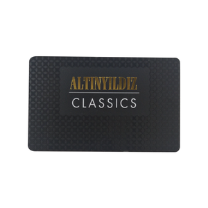 customized rfid plastic card manufacturers