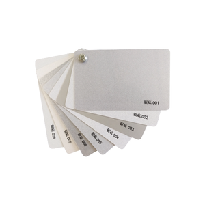 customized rfid silver card manufacturers