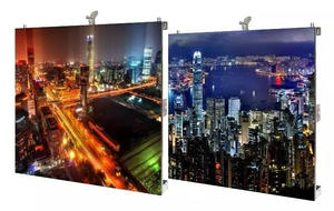 P3 75 Sewa Ruangan Die Casting Aluminium LED Display