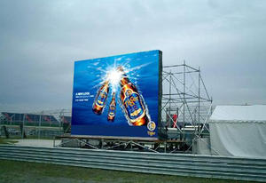 China P5.952 outdoor rental full color LED display supplier