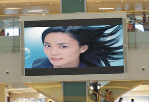 P3 indoor full color LED screen