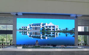 China P2 indoor full color LED screen supplier