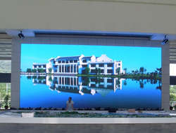 P2 indoor full color LED screen