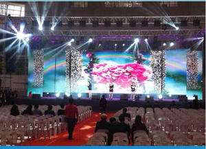 China P3 indoor rental Die casting aluminum LED display supplier