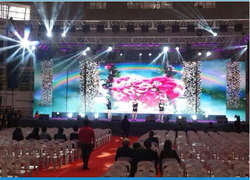 P3 indoor rental Die casting aluminum LED display