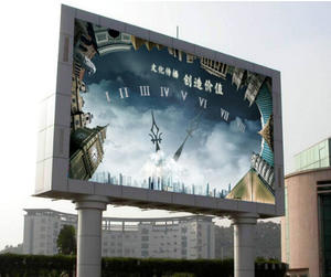 China P8 outdoor full color LED display​ supplier