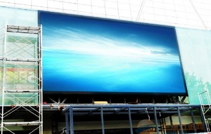 China P4.81 Outdoor Full Color Led Display
