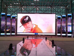 P2.5 indoor full color LED screen