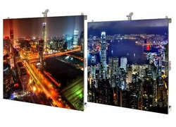 P4.81 indoor rental full color LED display