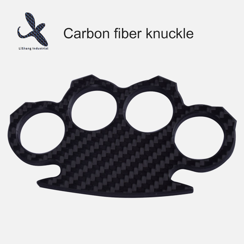 Owl Knuckle Carbon Knuckle Dusters