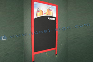 wholesale chalkboard a frame sign