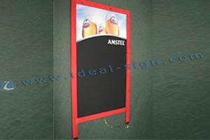 wholesale chalkboard a frame sign