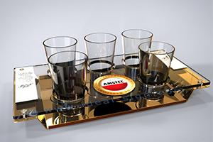 bar serving tray