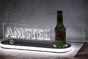 custom made display liquor bottles