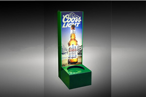 Coors light Bottle Glorifier