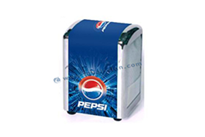 metal tissue boxes with private logo printed