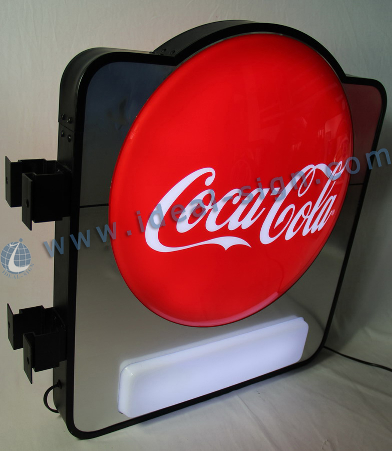 Coca-cola Vacuum Formed Sign box Displays