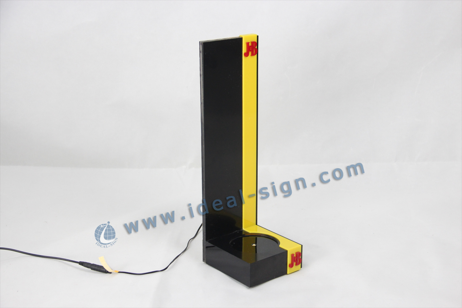JB LED Liquor Bottle Shelf Display Glorifier