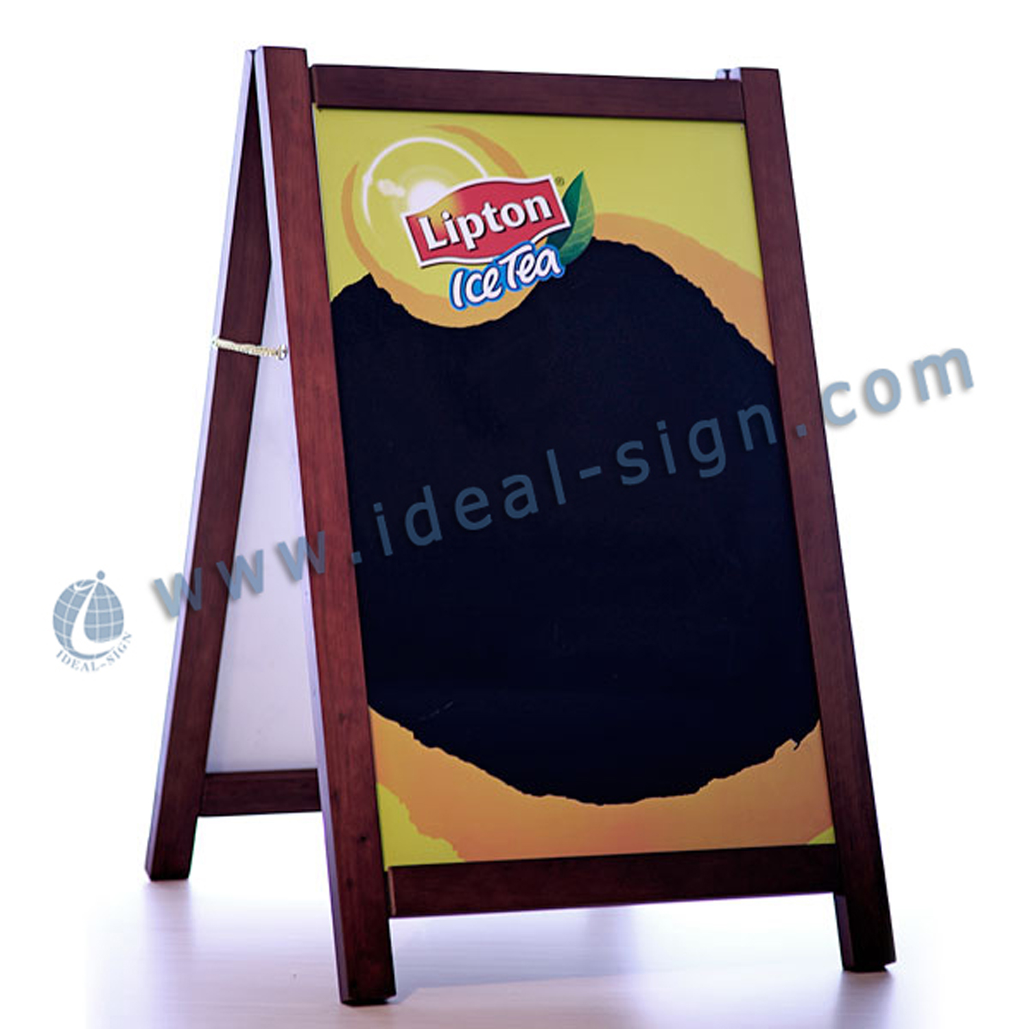 Advertising A board