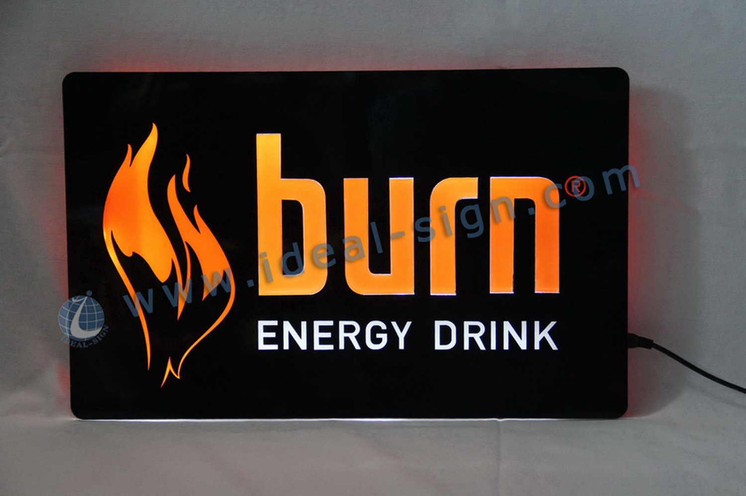 Indoor LED light Signs For Display Advertising