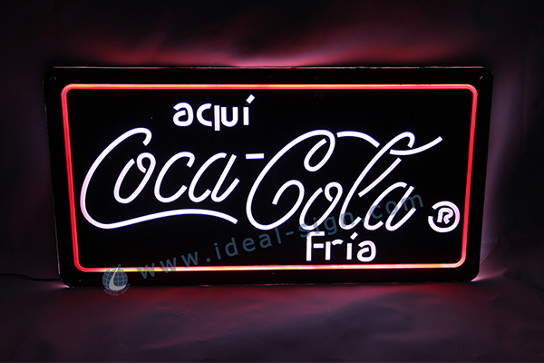 acrylic led light box
