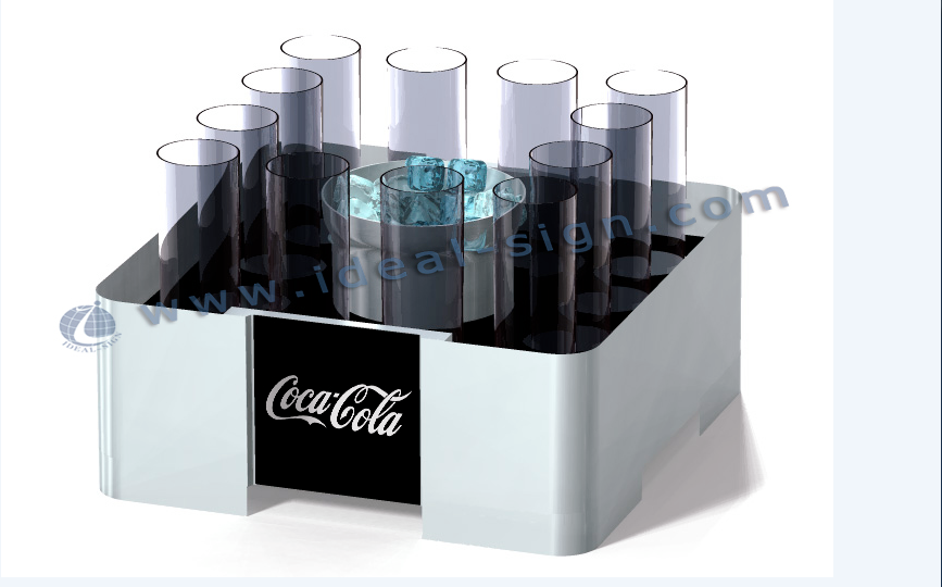 Coca Cola bottle holders