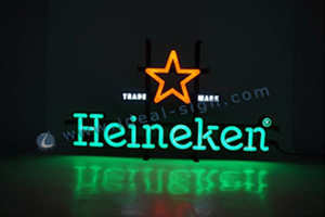 Heineken LED Fake Neon sign