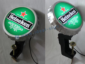 China factory for illuminated Bar Top Bottle Opener for Brand Promoting