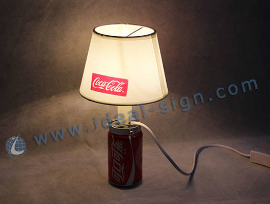Promotion gift lampshade;