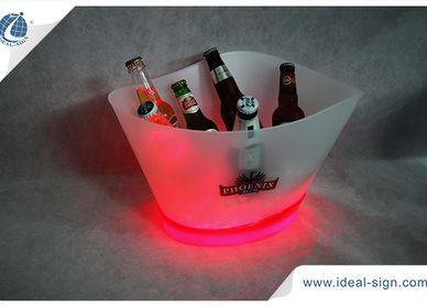 baldes de gelo cerveja balde de gelo de vidro balde de gelo balde de gelo grande Cubas de gelo LED balde de gelo conduzido baldes de gelo plástico balde de gelo inox banheira de festa banheira plástica festa